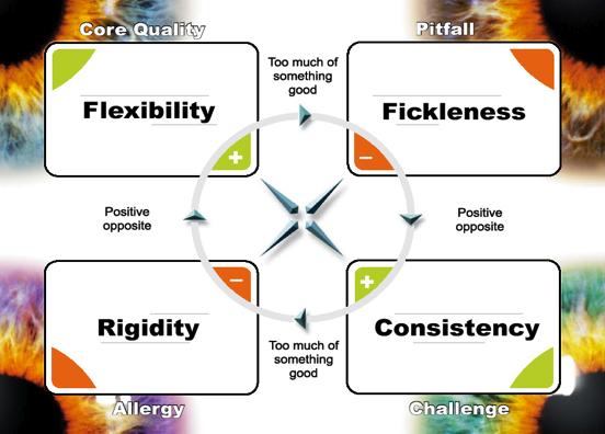 Coaching and Core Quality Quadrant