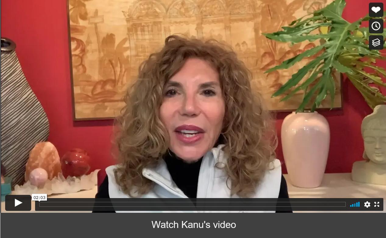 Kelly Johnson video screen shot