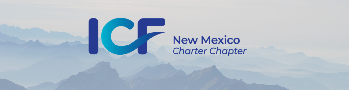 ICF New Mexico Chapter logo