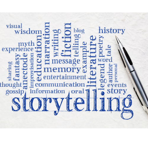 storytelling as a coaching tool